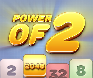 Power Of 2 Spiel